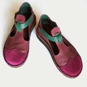 t-bar χειροποίητα παπούτσια