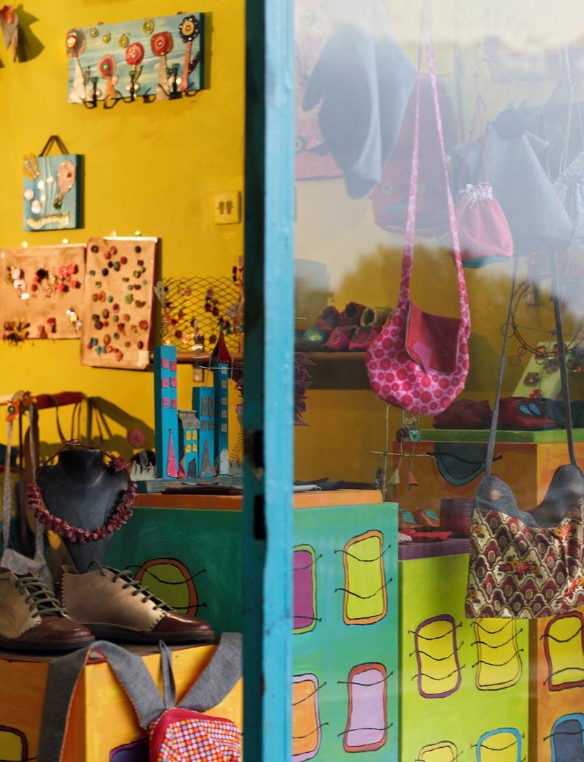 Rokanidi shop window