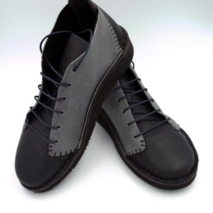 lace up ancle handmade shoes